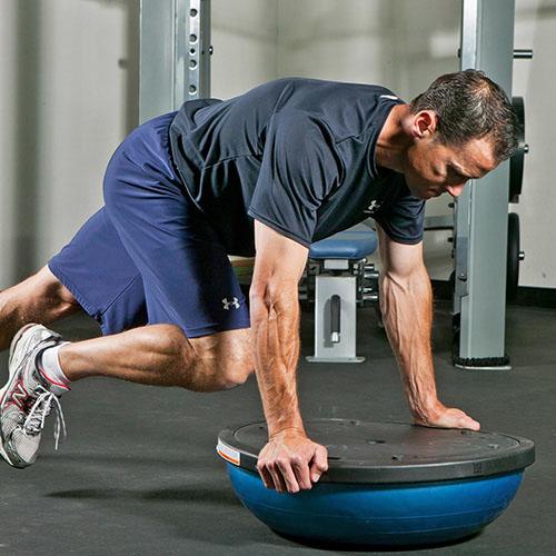 Восстановление мышц после травмы