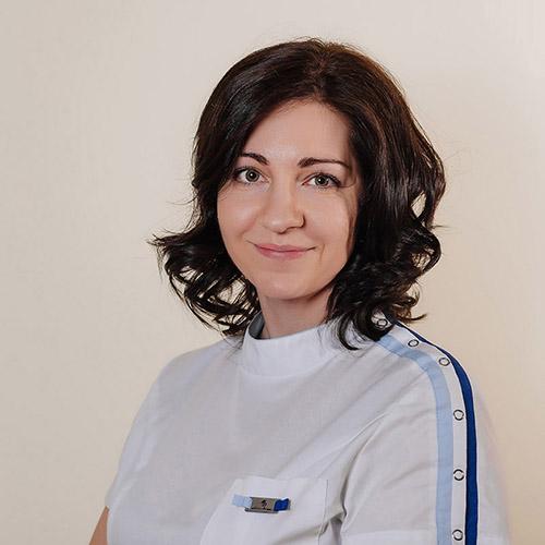 Зюзгина Ирина Александровна