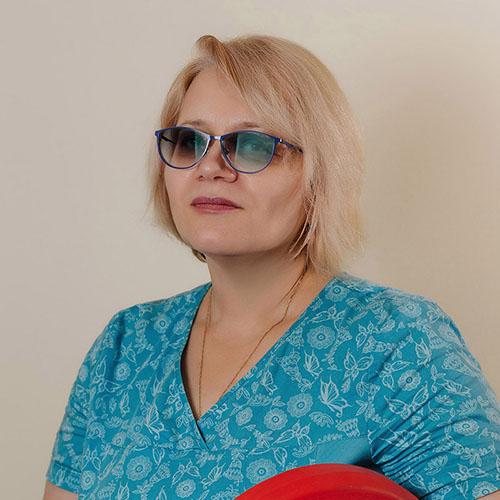 Кислицына Людмила Петровна